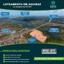 Loteamento Residencial Catu (Aquiraz) - Pronto para construir!
