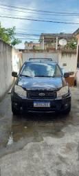 Vendo ou troco Ecosport 2008 2.0 16v automática gasolina