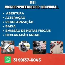 Serviços para MEI - Microempreendedor Individual