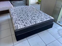 cama box casal - Gazin - entregamos