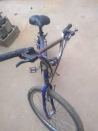Vendo bicicleta  300 reais de machar