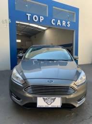 Título do anúncio: Ford Focus Titanium 2.0 Automático 2016 - Através de consórcio