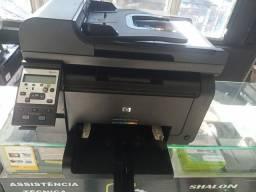 Promoção p hoje _Impressora Colorida HP Laser Pro M175