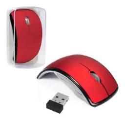 Mouse Sem Fio Dobrável