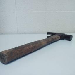 Martelo antigo ferramenta toda original de época linda Peça Vintage