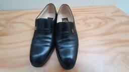 Título do anúncio: Sapato social preto, NR 40 Finatti