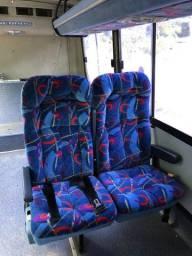 Jogo de bancos de micro ônibus