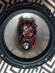 Rádio Pioneer com alto falante vendo ou troco por freezer