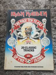 Songbook Guitar The Best Of Iron Maiden