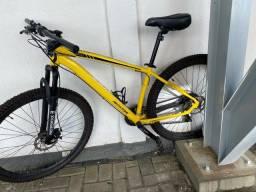 Vendo bicicleta comprada em dezembro !! Novíssima