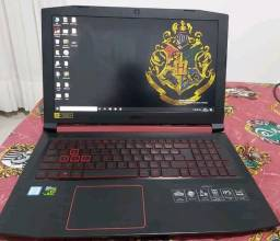 Vendo/Troco Notebook gamer Acer Nitro 5 Com i7HQ e SSD