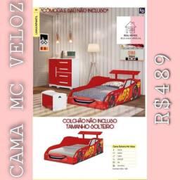 Cama MC VELOZ