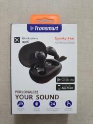 NOVO! Fone de Ouvido Sem Fio e Bluetooth com AptX e AAC Tronsmar Spunky Beat