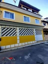 Triplex com fino acabamento e  com 3 quartos em Realengo - Rio de Janeiro - RJ