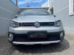 Título do anúncio: Volkswagen SAVEIRO 1.6 CE CROSS 8V FLEX 2P MANUAL