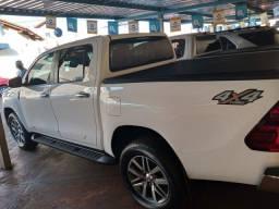 Hilux srv completo automático diesel 2019/2020