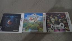 Jogos de 3DS *leia descrição