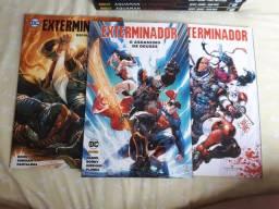 HQs do Exterminador DC