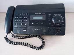 Fax Panasonic impecável,