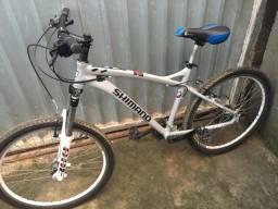Título do anúncio: Vendo bicicleta aro 26 , 21v macha toda shimano