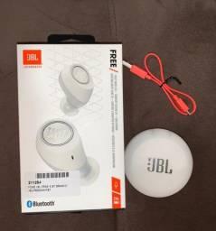 Fone JBL Free x BT Branco