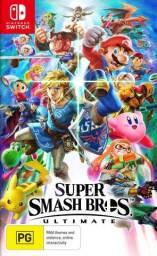 Super Smash Bross Ultimate Nintendo Switch