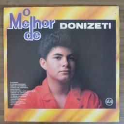 LP Disco De Vinil Donizeti - O Melhor De Donizeti *excelente estado