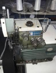 Máquina de cotura overlok em perfeito estado