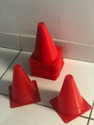 Cones agilidade vermelho