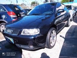 Audi A3 4P Aut 1.8 Azul 2006 + Couro + Teto Solar (S/ Entrada R$: 899,90) Top Car