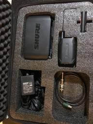 Transmissor Body Pack Shure