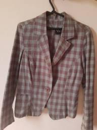 Blazer básico veste M