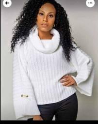 Blusas de tricot femininas de boa qualidade