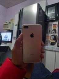 Título do anúncio: iPhone 7 Plus 32gb zero sem detalhe nem marca de uso