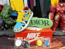 Título do anúncio: Tênis Nike Sb Dunk Low BEN & JERRY'S
