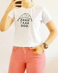 T-Shirt Feminina Arretado!