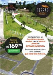 Título do anúncio: Lotes Terras Horizonte ¨%$