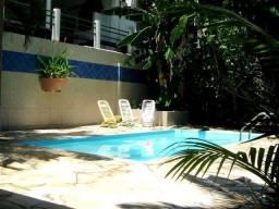 Ilhabela- Chalés em cond. c. piscina/churr / ar cond. c/ 2 dorm. p/ 06 pessoas pacote