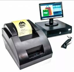 Impressora térmica de cupon ticket não fiscal 58mm