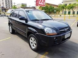Hyundai Tucson 2.0 mpfi gls 16v 143cv 2wd gasolina 4p automático - 2013