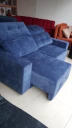 Sofá Retrátil e reclinável promoção especial de fabrica