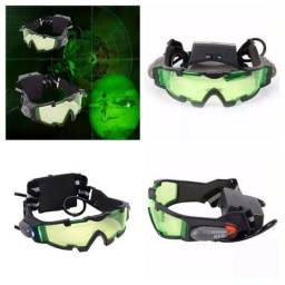 8d8bc9d9d2b54 Óculos De Visão Noturna Para Ciclismo Trilha Caça Pesca Eportes