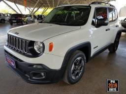 JEEP  RENEGADE 1.8 16V FLEX SPORT 4P 2016 - 2016