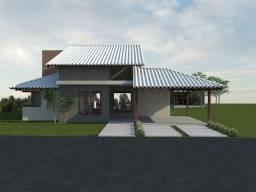Exelente terreno com projeto arquitetônico
