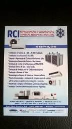 Rci refrigeração comercial industrial
