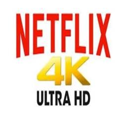 Netflix 30 Dias conta unica 4 telas prepago
