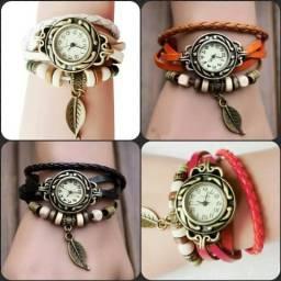 Relógios de Pulseira Vintage