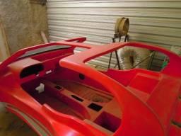 Vd troco molde para fabricação de buggy bugre
