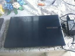 Notebook samsung led 15.6