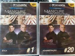 "Dvd ""manicure profissional"""